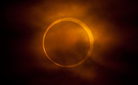 Жители планеты увидят первое солнечное затмение в этом году