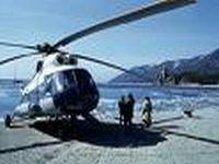 На Байкале под лед провалились 11 автомобилей, есть жертвы