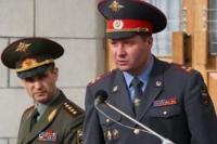 Архангельск: в День милиции полковник Козлов стал генералом