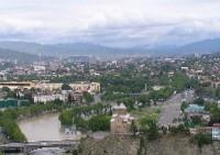 Украина крестила Грузию