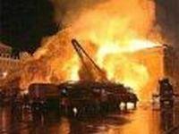 В Якутске сгорел дом, эвакуированы 11 человек