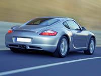 «Народный» автомобиль Porsche Cayman!
