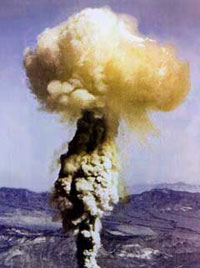 У Гитлера была бомба. Во время Второй мировой войны немецкие