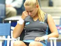 Похищена теннисистка Елена Докич