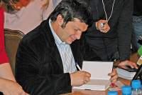 Владимир Соловьев на пресс-конференции