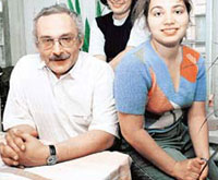 Александр Друзь выдал дочку замуж