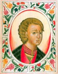 Великий князь Киевский Юрий Долгорукий