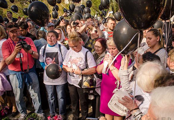 Одесса: Помним, скорбим, не простим