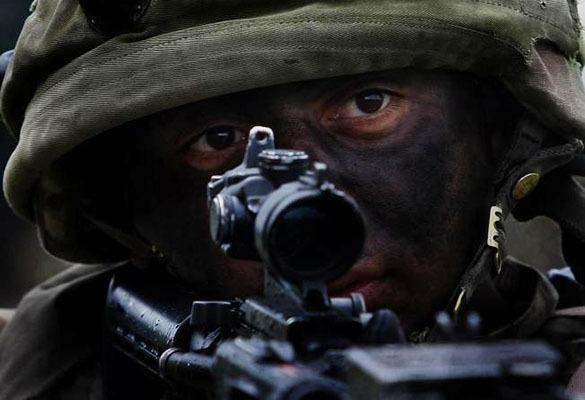 Прибалтику заштормило по-весеннему: начались военные учения и маневры