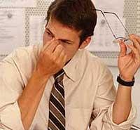 Как перебороть усталость? Все проблемы - от нервов