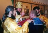 В Архангельске отмечают Крещенский сочельник и освящают воду