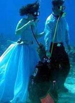 Самые эпатажные свадьбы мира