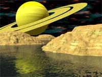 На спутнике Сатурна найдена вода