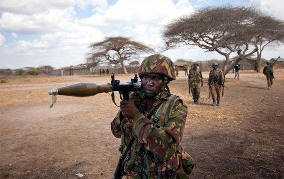 Сомалийские силовики уничтожили больше 20 боевиков