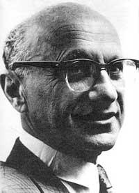 Скончался всемирно известный экономист Милтон Фридман