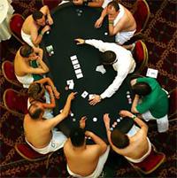 Покер на раздевание обернулся рекордом (ФОТО)