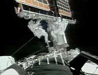 На МКС начался выход астронавтов в открытый космос