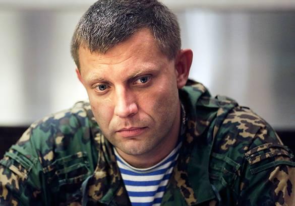 Захарченко нашел повод не выводить войска из