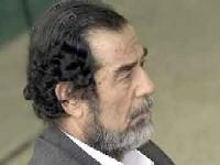 Саддам Хусейн оригинально не ответил на вопросы суда