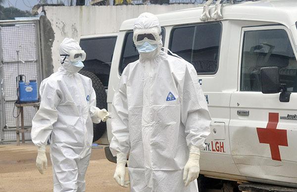 Жертвами лихорадки Эбола стало почти 7400 человек