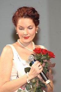 Нина Шацкая - исполнительница романсов и джаза