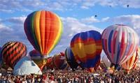 Фестиваль воздушных шаров пройдет в Женеве