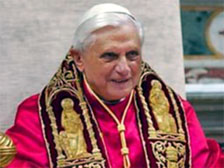 Папа римский призвал не узаконивать однополые браки