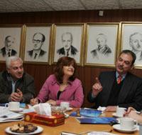 Российские журналисты удивили иорданских коллег