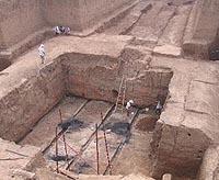 Найдена гробница бабушки императора