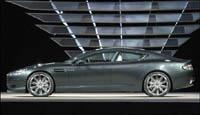 Rapide: четырехдверный седан от Aston Martin