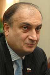 В Москве задержан экс-сенатор от Калмыкии Чахмахчян