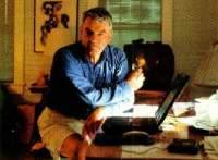 Дэвид Ирвинг в своем втором доме в Ки Вест (штат Флорида)
