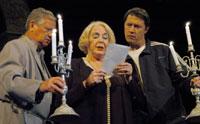 На Малой Бронной - спектакль о «еврействе», внутри каждого из
