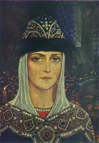 Житие преподобной первой градоначальницы Москвы