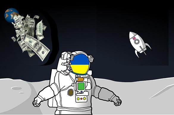 Украина готова построить станцию на Луне. Не хватает мелочи