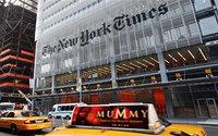 Тиражи американских газет продолжают падать