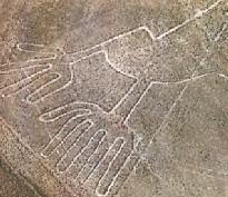 Загадка пустыни Наска: кто рисует круги и линии?