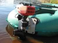 Северодвинские водометы заинтересовали рыболовов и охотников