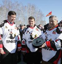 Власти Челябинска начали строительство нового ледового дворца