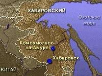 Бензол отплывает от Хабаровска
