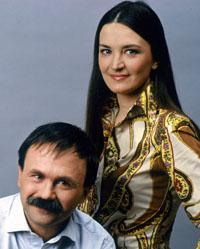 Авторы детективов Анна и Сергей Литвиновы