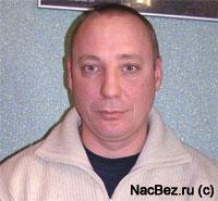 Командир 1-ой роты ОМОНА МВД РБ майор милиции Олег Соколов