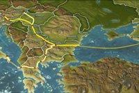Южный поток дотянулся до Италии
