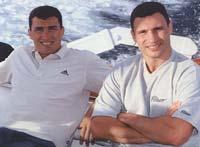 Братья Кличко стали чемпионами ЮНЕСКО