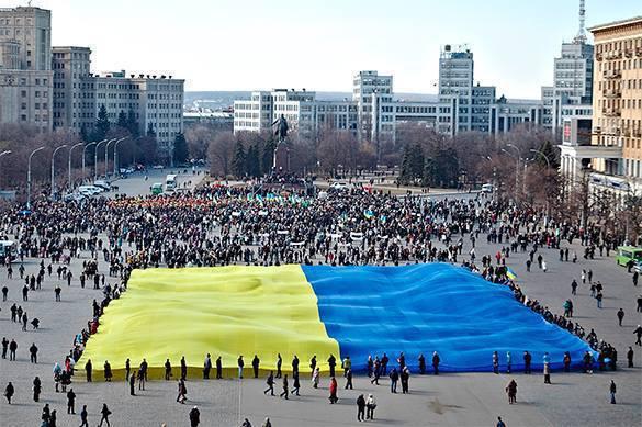 Депутат Рады предложил поменять местами цвета украинского флага