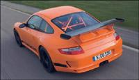 Возвращение легендарного Porsche RS