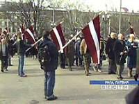 Сегодня в Латвии собираются устроить шествие бывших легионеров