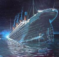 Гибель «Титаника» - самая грандиозная мистификация в истории