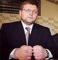 Никиту Белых оттеснят в лучшем случае на пост сопредседателя
