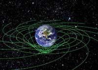 Ответ найден  Земля искривляет пространство
